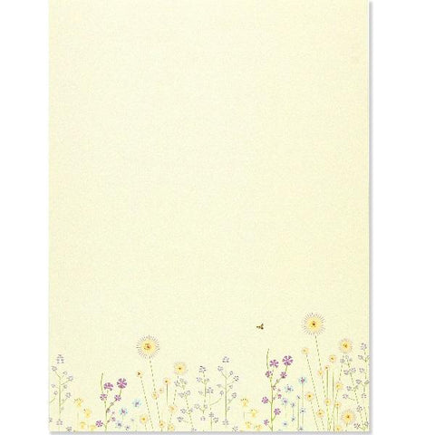 Sparkly Garden Box Stationery Set