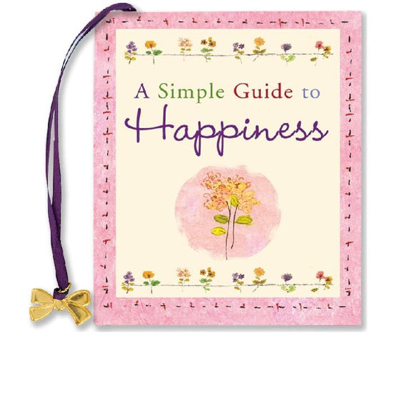 A Simple Guide To Happiness Mini Book
