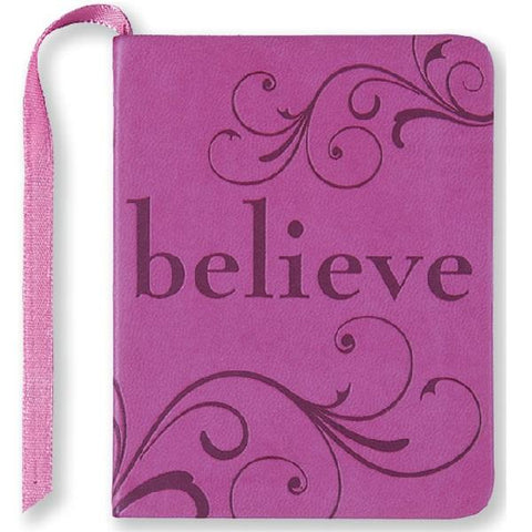Believe Artisan Mini Book