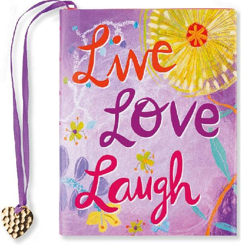 Live, Love, Laugh Mini Book