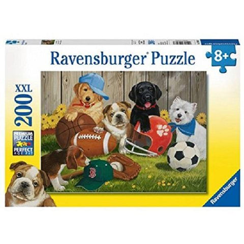 Ravensburger - Lets Play Ball Puzzle XXL 200 Piece