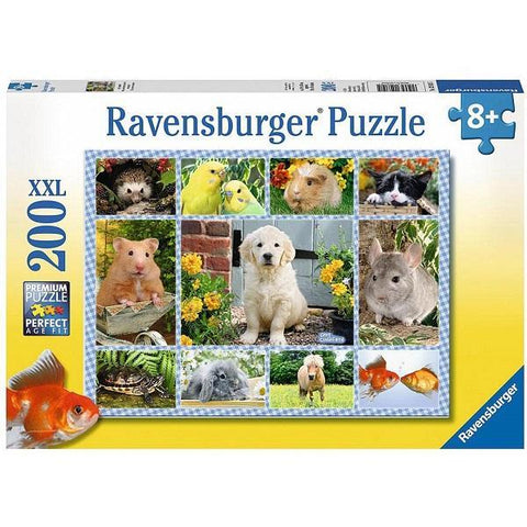 Ravensburger - My First Pet XXL Puzzle 200 Pieces