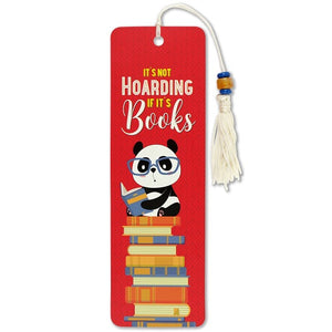 It's Not Hoarding Bookmark