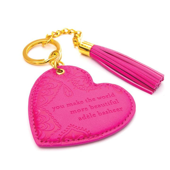 Carnival Pink Key Chain