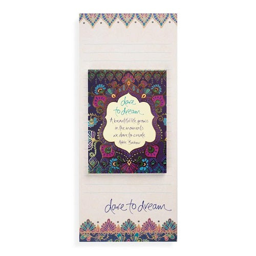 Hippie Couture Magnetic Listpad Set