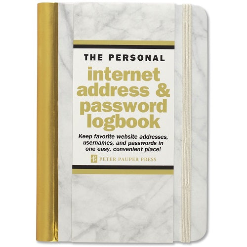 Marble Internet Log Book