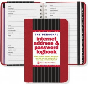 Red Internet Log Book