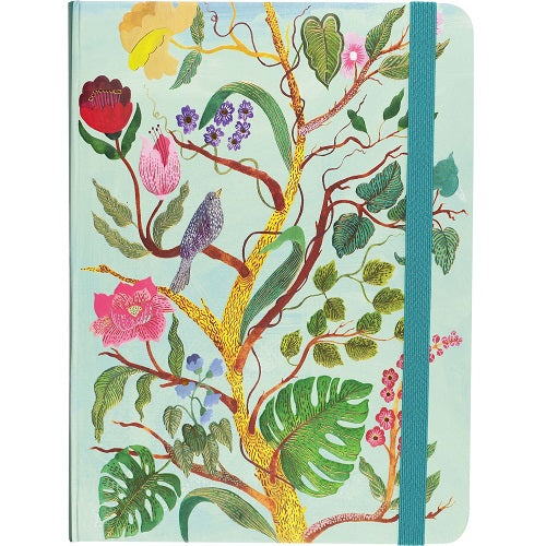 Flowering Vines Mid Journal