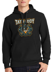 "TATDADDY ""AZTEC TIMES"" 12oz HOODIE - TatDaddy Clothing Co. tattoo clothing"