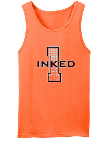 "NEW ""INKED 1"" MEN'S TANK - TatDaddy Clothing Co. tattoo clothing"