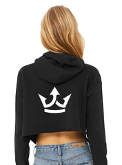 "CROPPED ""TATDADDY LOGO"" HOODIE - TatDaddy Clothing Co."