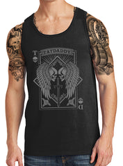 "NEW Men's ""Aces High"" Tank - Tat Daddy Brand Apparel"