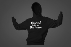 "NEW ""CLEANEST INK"" HOODIE - TatDaddy Clothing Co. tattoo clothing"