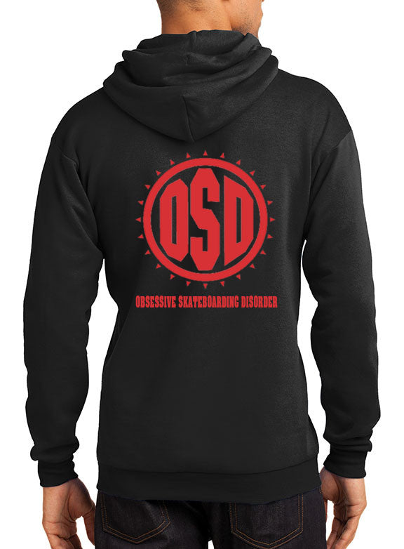 "OG ""OSD"" Hoodie - TatDaddy Clothing Co. tattoo clothing"