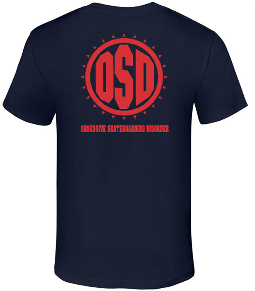 """OSD OG"" Soft Ringspun Cotton Tee - TatDaddy Clothing Co. tattoo clothing"