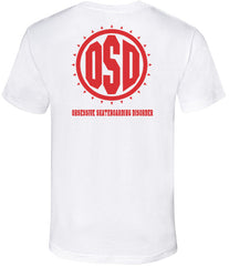 """OSD OG"" Soft Ringspun Cotton Tee - Tat Daddy Brand Apparel"