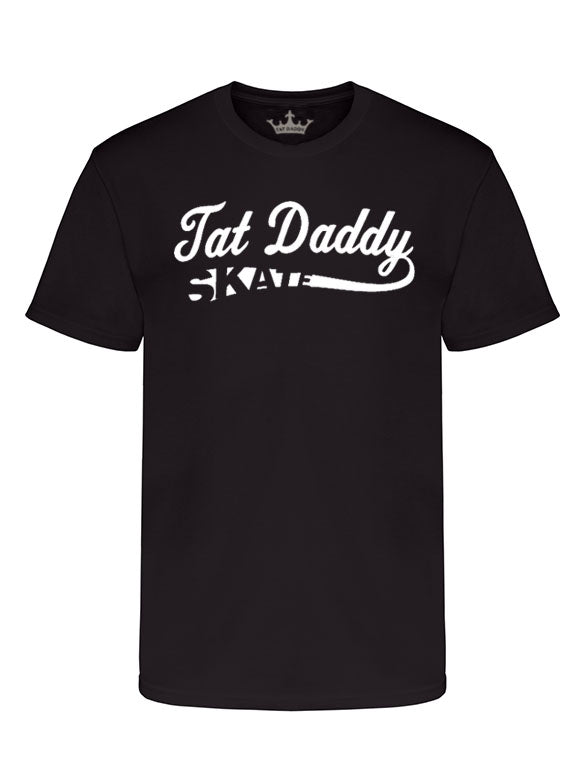 "MEN'S SOFT RING-SPUN COTTON ""TAT DADDY SKATE"" TEE - TatDaddy Clothing Co. tattoo clothing"