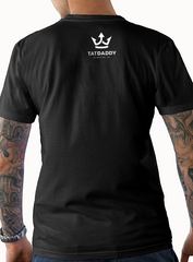 "NEW ""TATTOOED AND EMPLOYED"" MEN'S TEE - TatDaddy Clothing Co. tattoo clothing"