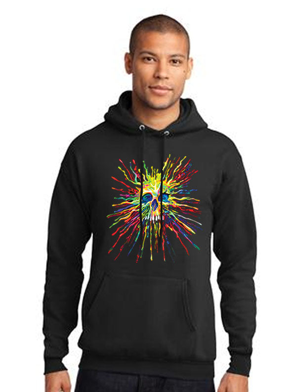 """Outta Your Mind""  Hoodie - TatDaddy Clothing Co. tattoo clothing"