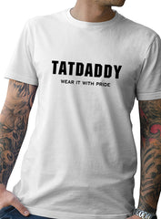 """Wear it with Pride"" Mens Tee - TatDaddy Clothing Co."