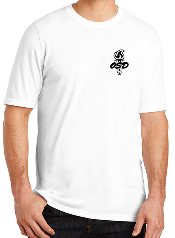 "OSD ""Torched"" Tri-Blend Tee - Tat Daddy Brand Apparel"