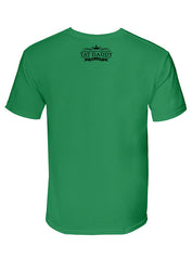 "Men's Soft Ringspun Cotton ""Cannabis"" Tee - Tat Daddy Brand Apparel"