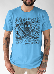"New ""Tattoo Life""  Mens  Tee - TatDaddy Clothing Co."