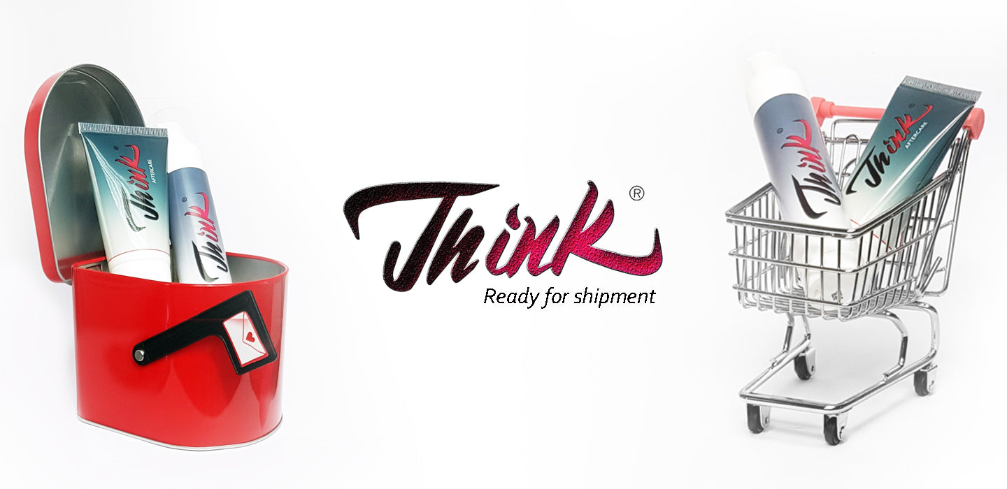 ThInk TATTOO AFTERCARE - TatDaddy Clothing Co. tattoo clothing