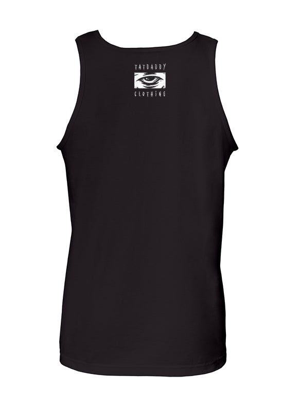 "Men's ""Pack Leader"" Tank - TatDaddy Clothing Co. tattoo clothing"