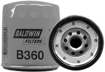 B360 - BALDWIN   - Online Filter Supply Replacement Part # 97-25-0450