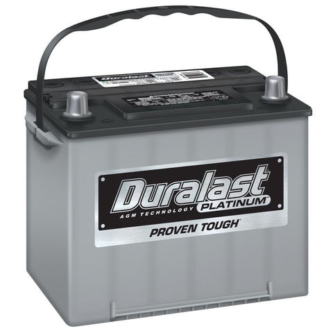 35-AGM | Duralast Platinum Battery