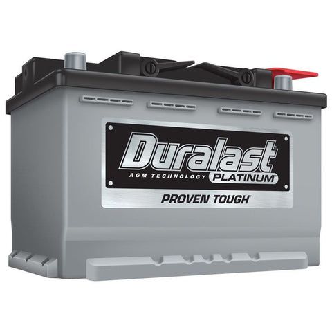 H6-AGM | Duralast Platinum Battery | OFS # 97-22-2457