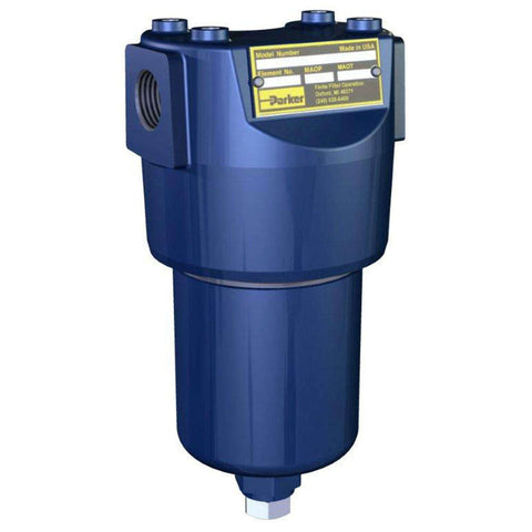 J SERIES | JN6D-WSN | Parker | COMPRESSED AIR & GAS FILTER | UP TO 5000 PSIG