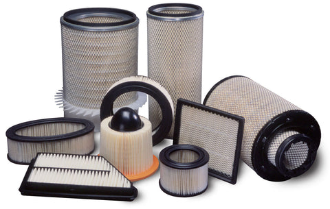 Baldwin Multiple Air Filters Image