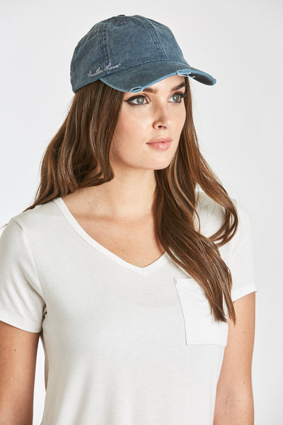 ANOTHER LOVE HAT GREY