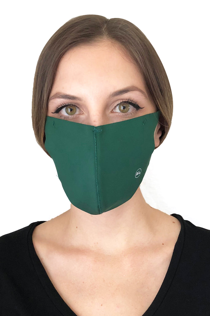 MASK FOREST GREEN