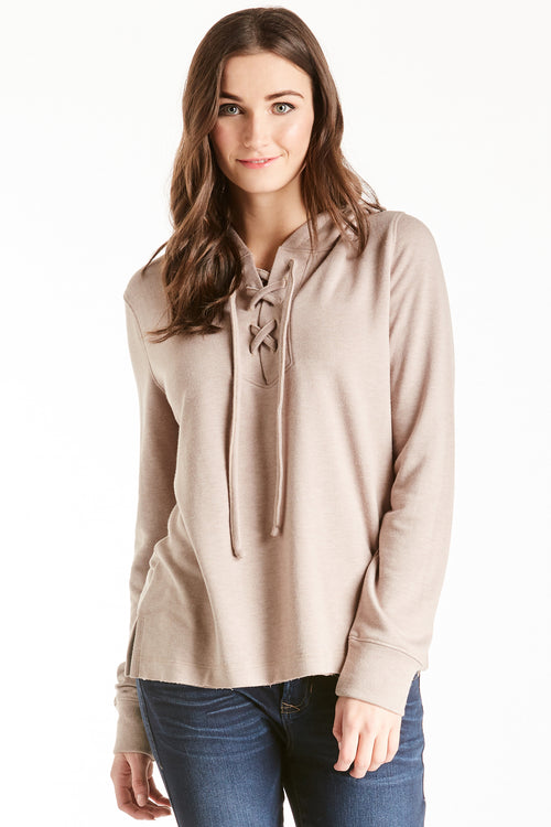 JETT SWEATSHIRT LIGHT MOCHA