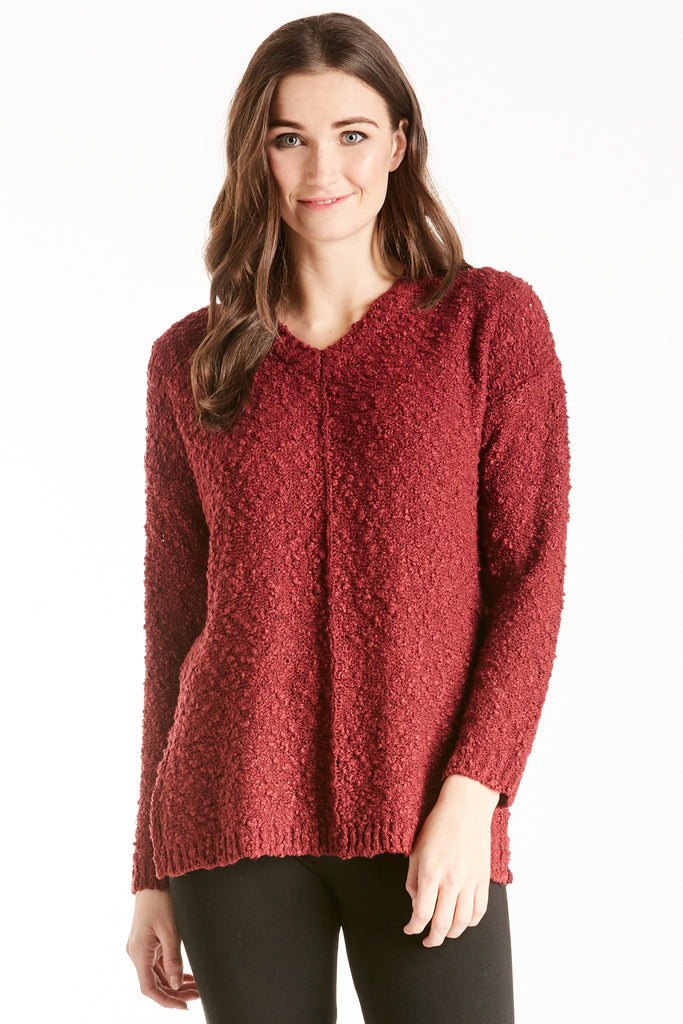 DAREK SWEATER WINE