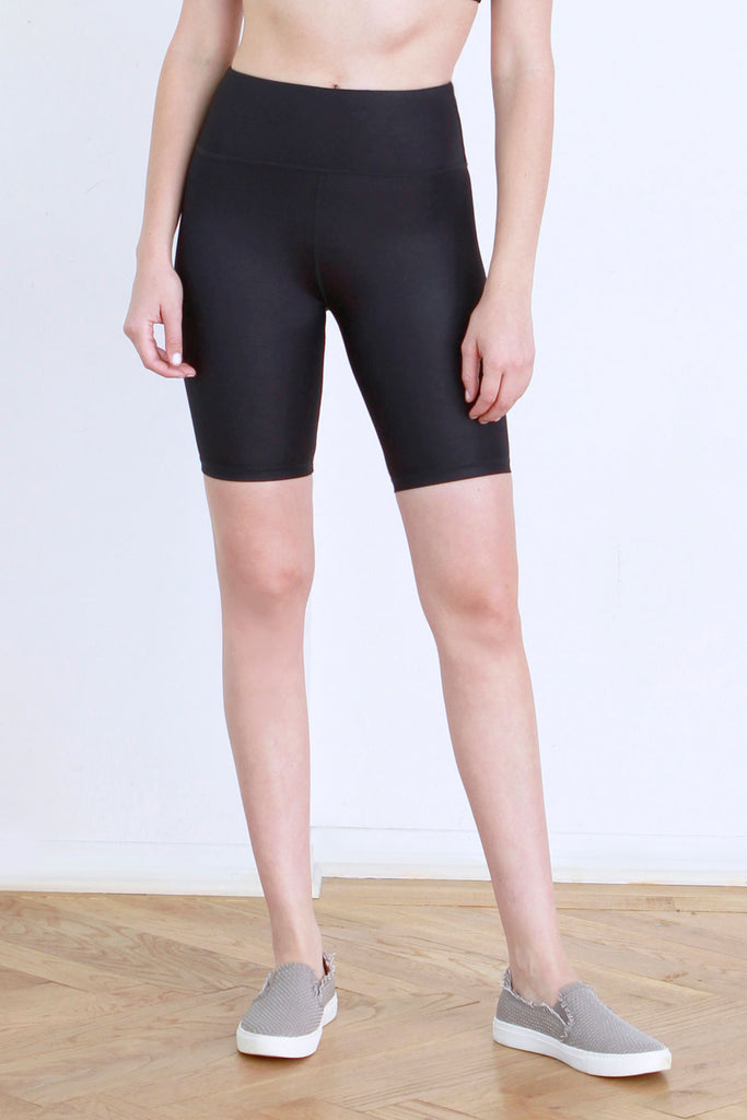 SABRINA HIGHRISE SHORT BLACK