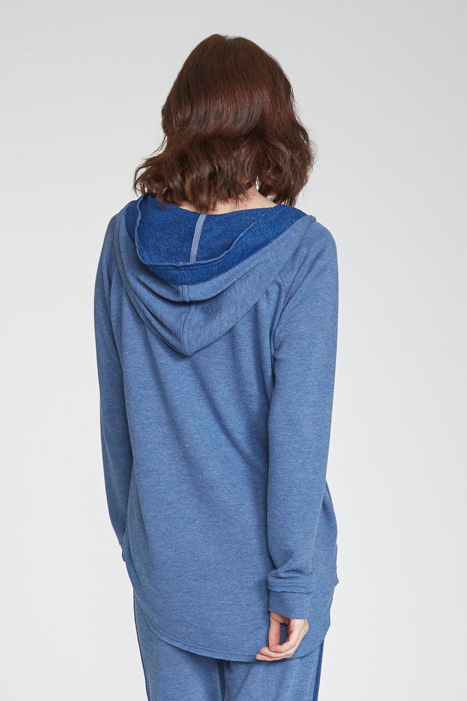 BENSON SWEATSHIRT HEATHER NAVY