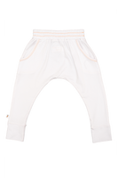 Harem Pants White