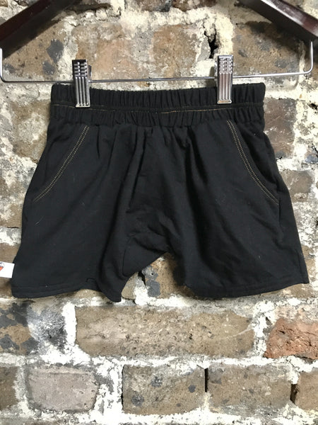 Harem Shorts Black