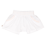 Harem Shorts White