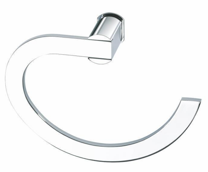 BAÑO DISEÑO POP COLLECTION LARGE TOWEL RING