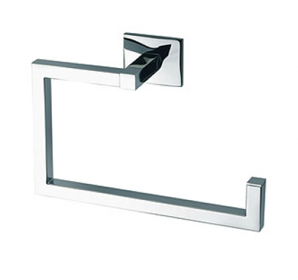 BAÑO DISEÑO LUK COLLECTION LARGE TOWEL RING
