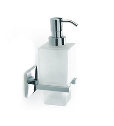 BAÑO DISEÑO LUK COLLECTION WALL SOAP DISPENSER (GLASS)