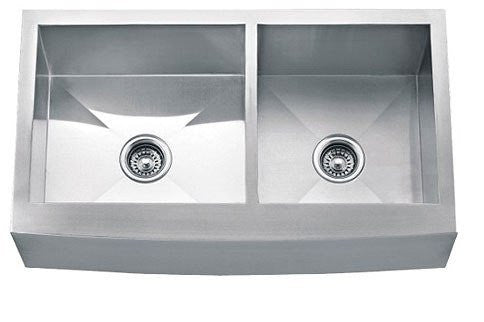 DAX-SQ-3320F DOUBLE UNDERMOUNT SINK
