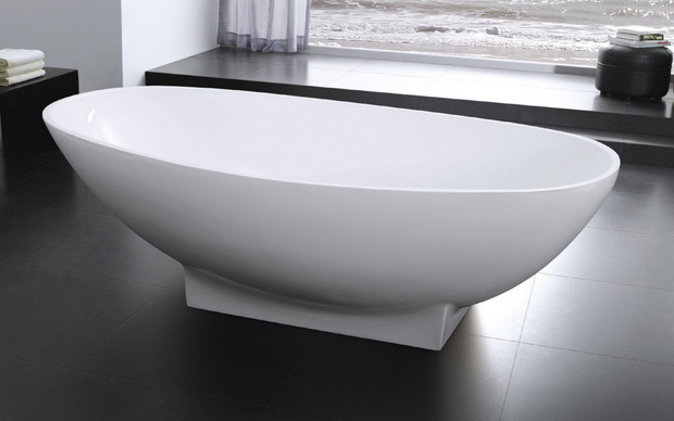 AQUAMOON Lisboa Free Standing Tub
