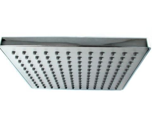 "MZ 8"" SQUARE SHOWER HEAD"