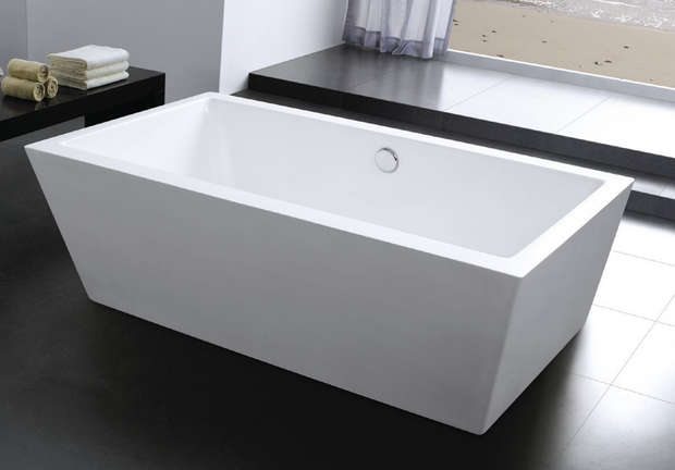 AQUAMOON Paris Free Standing Tub